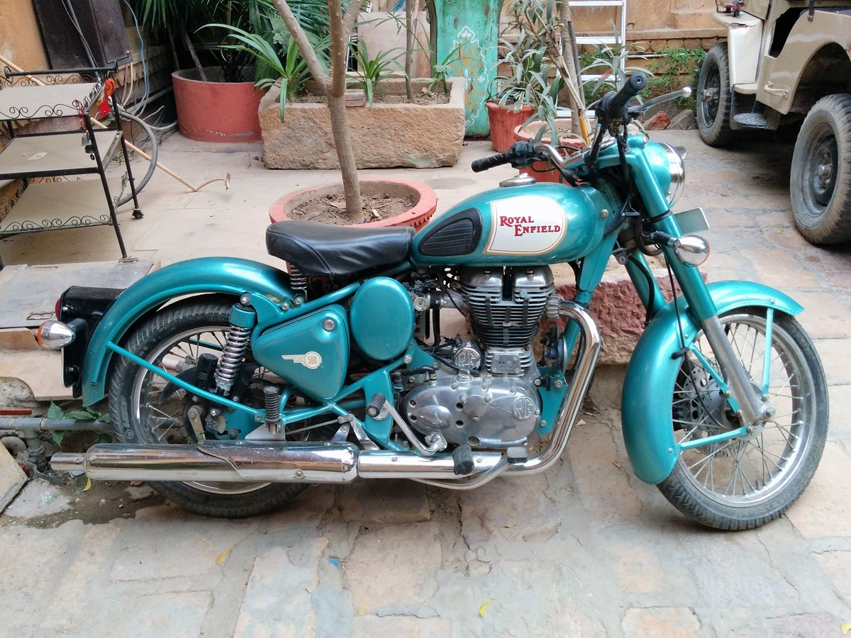 Royal Enfield -India's finest