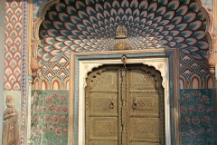 Jaipur doorway