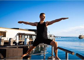 Qi yoga Manly