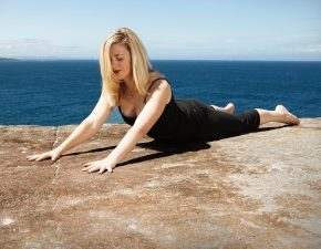 Voice Alive: Restorative Yoga and live music with Kylie; Sept 10