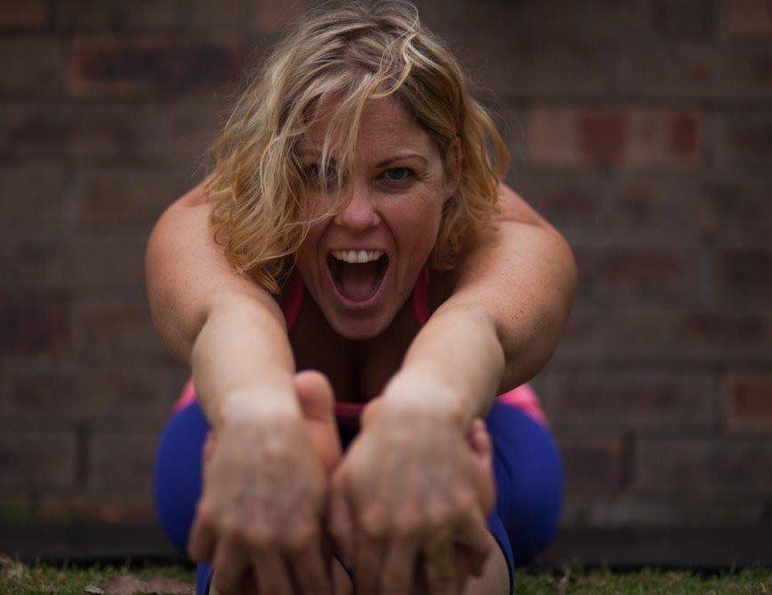 Yin Yoga to Balance your Nerves! with Mysan Sidbo