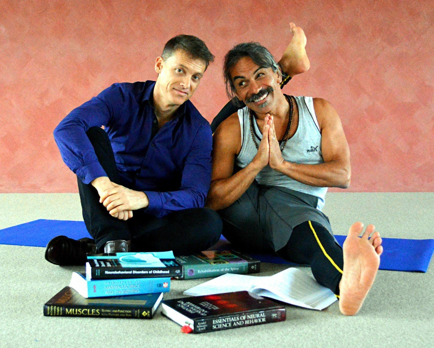 Mechanisms behind the Magic of Yoga with Maurice & Dr Andrew