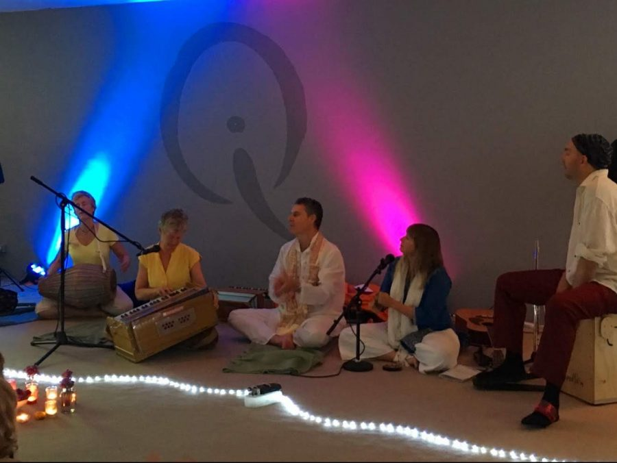"20th Birthday Mega-Kirtan & Chanting with ""Prasada"": Love is all"