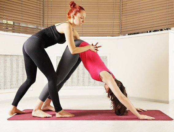 Private Yoga Teaching
