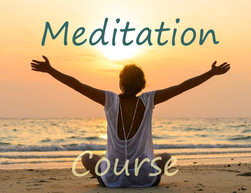 Meditation Introduction Course with Stephen Cottee