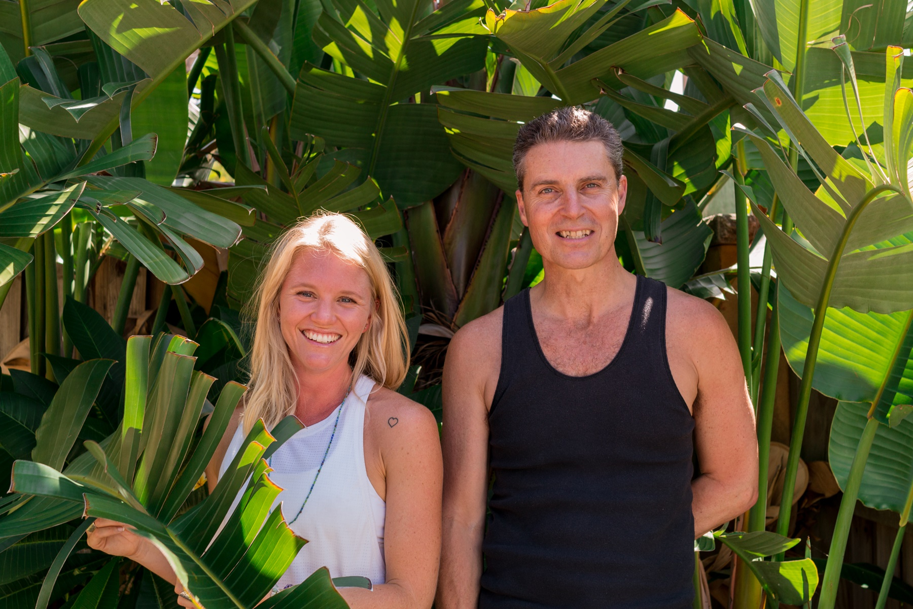 Deep Rest: free evening relaxation class with Mark & Phoebe
