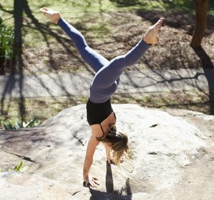 Journey to Handstand with Alice Browning. February 16