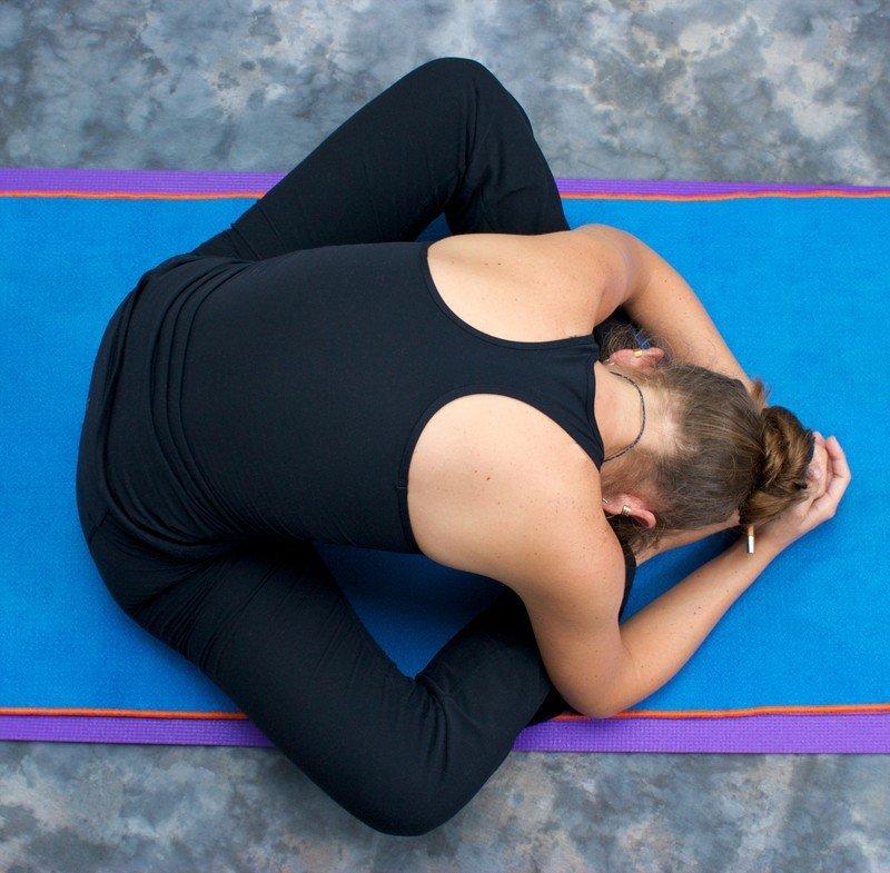Yin Yoga for Spinal Health with Mysan Sidbo, July 2