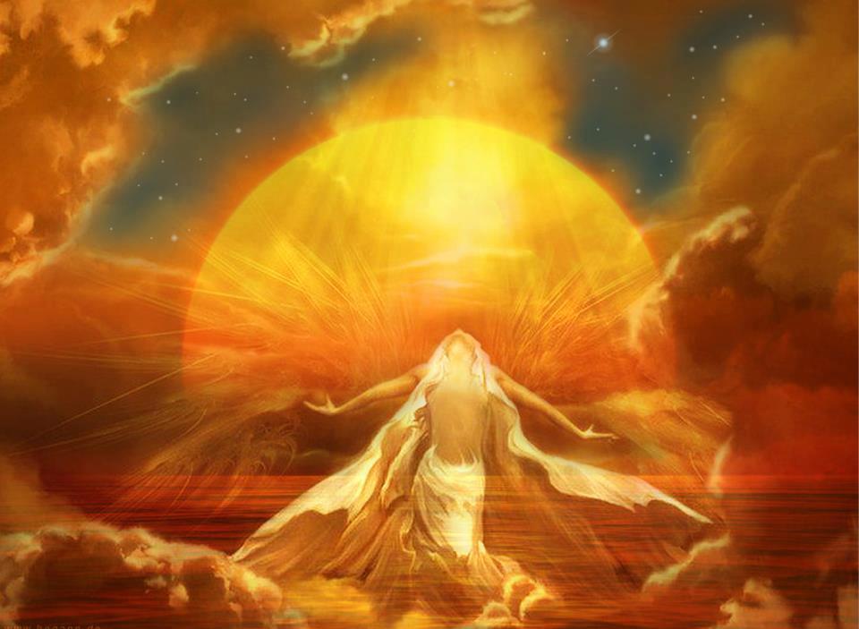 Reawaken your Goddess – Healing the sacred Feminine. Feb 24