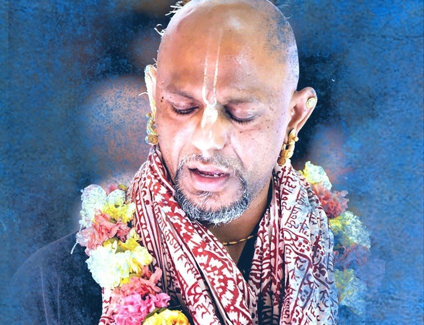 Ecstatic Kirtan with Sri Madhava: One more time!