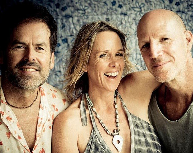 Absolute Chanting: Kirtan and Sound Journey with Vanessa Forbes, Clayton Frick and Steve Mazabow