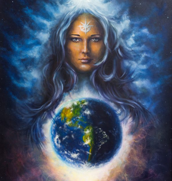 Reawaken your Goddess: Healing the sacred Feminine June 29