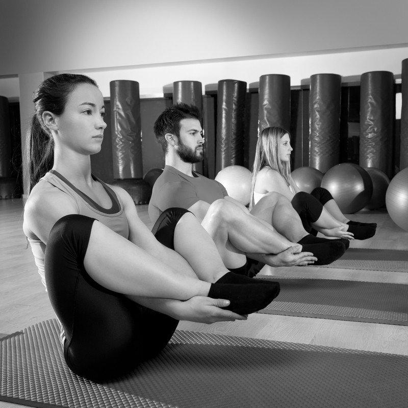 Intermediate to Advanced Pilates Mat Masterclass with Oriana & Tracy