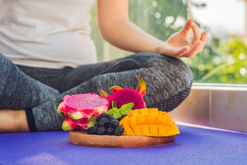 Eat to Live: 5 week Yoga Foundations & Nutrition Course
