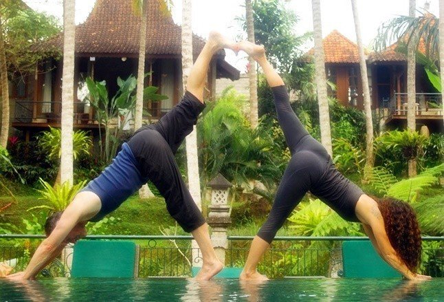 Bali Bliss Yoga Retreat with Mark & Phoebe: August 2018