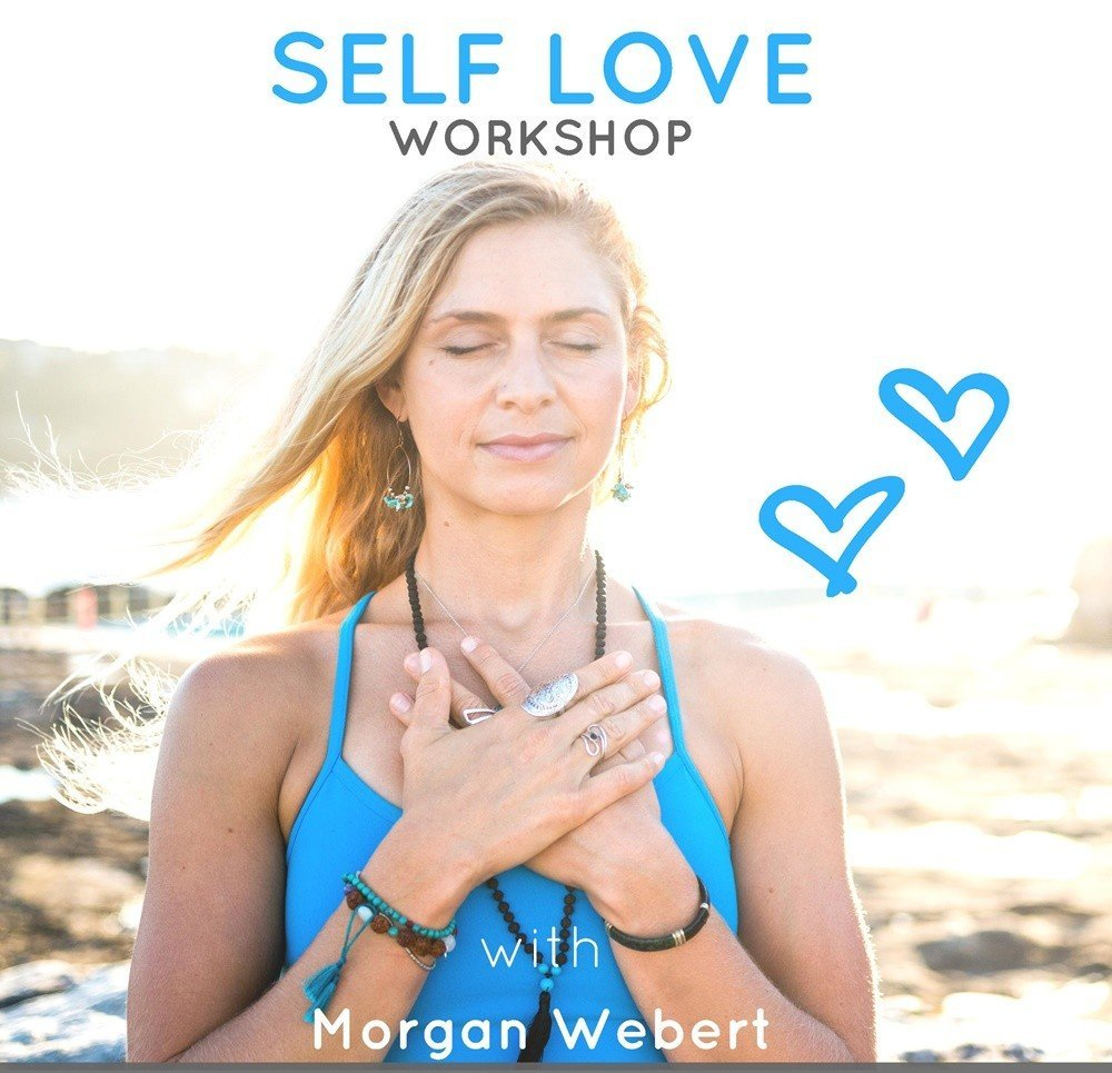 Fall in Love with You: Yoga workshop with Morgan Webert