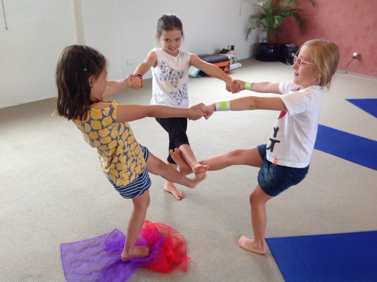 Yoga for Kids: new term from Tues July 31 with Liz Taverner