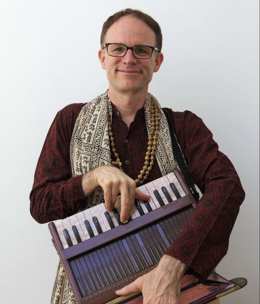 Kirtan Yoga and mantra chanting with Sri Prahlada. Jul 21