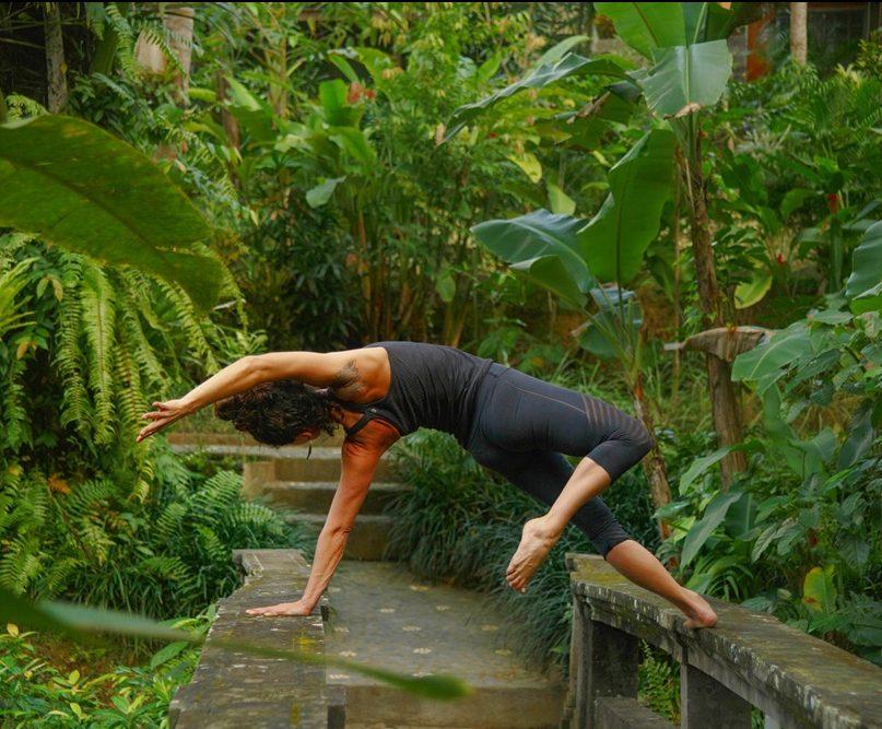 Rise with Spring: seasonal yoga with Carolina Pugliese. Sept 1