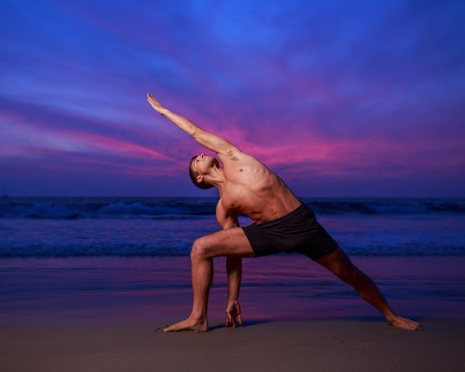 Ocean & Flow: The ultimate Yoga-for-surfers sequence