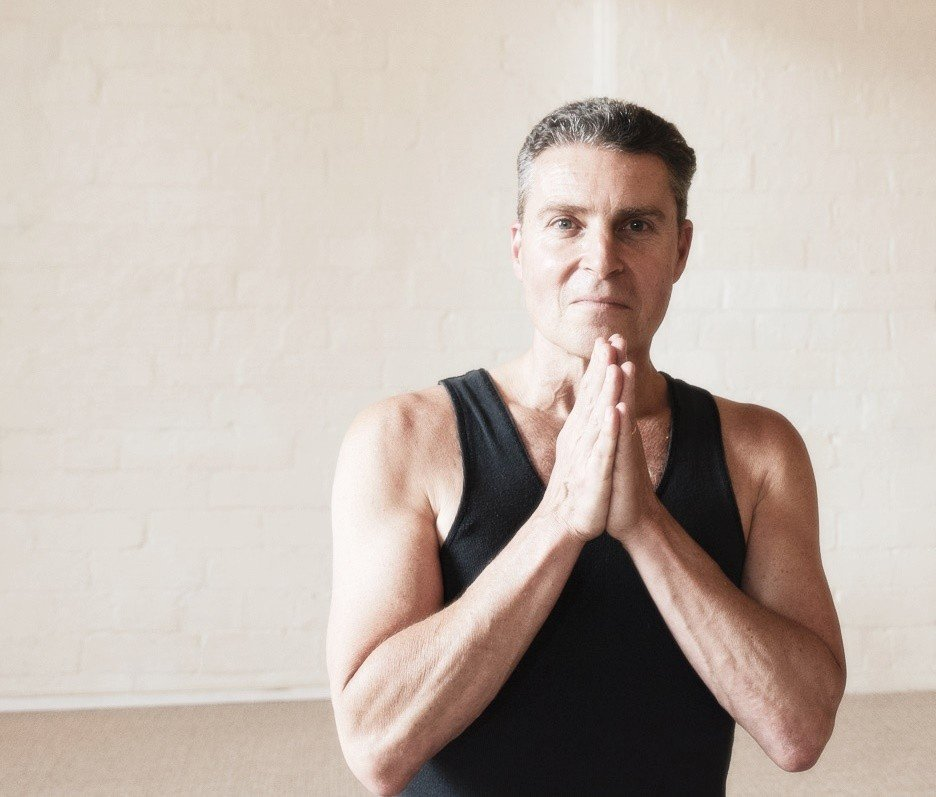 Yoga Mentoring & training: Revitalize your yoga with Mark O'Brien from Feb 20