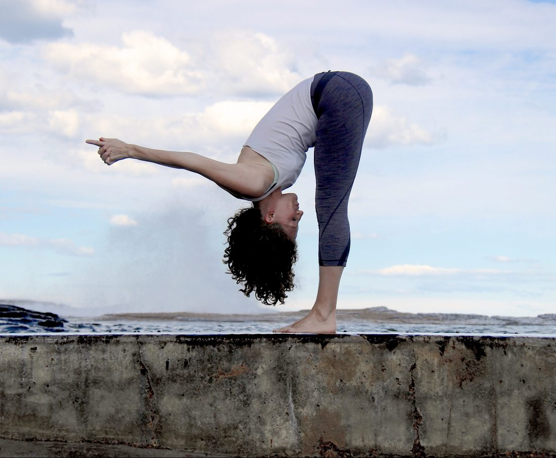 The Movement Clinic: Yoga for Shoulders with Charlotte Messervy and Mike Scott. May 5