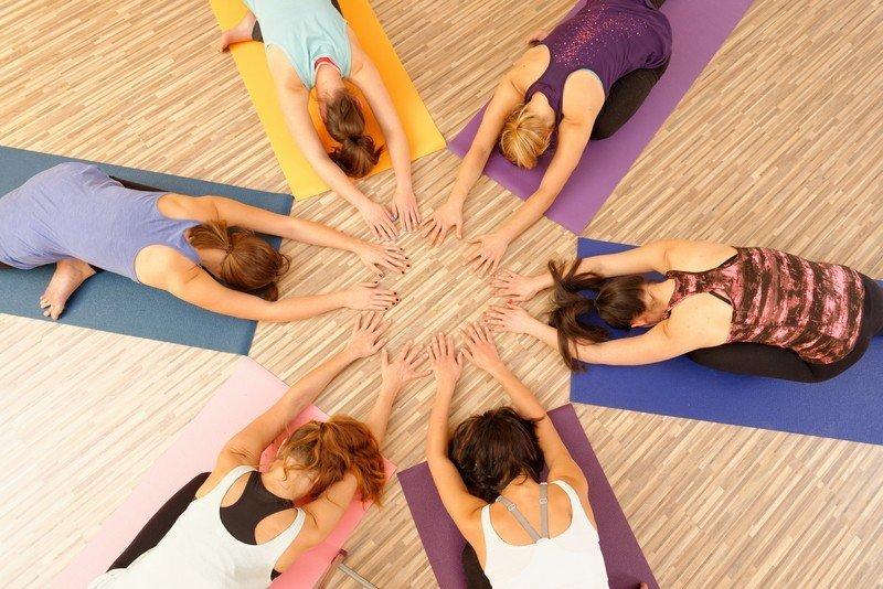 GIRLS ONLY! Yoga & Creativity School Holiday Workshop with Liz Taverner