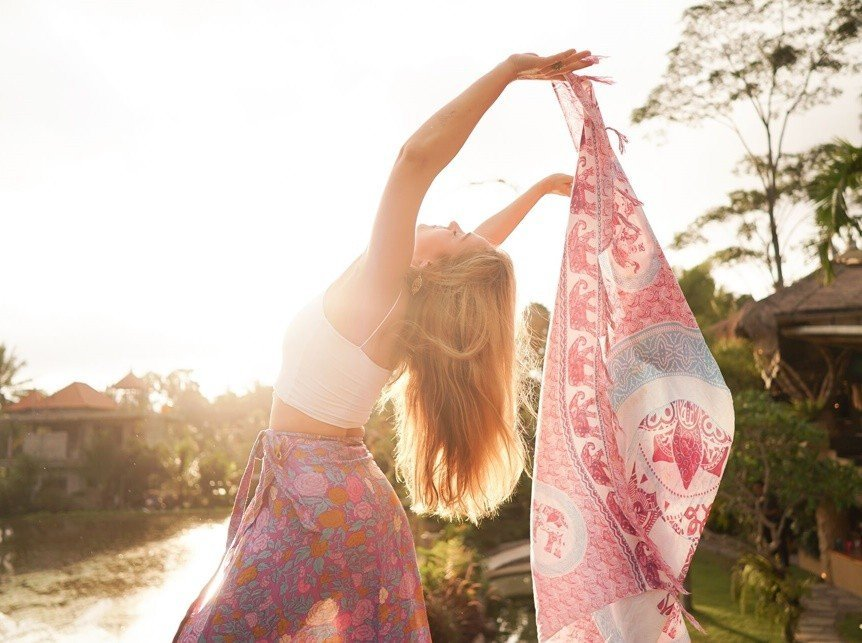 Body Soul Workshop: Release & Reset with Josie Aug 24
