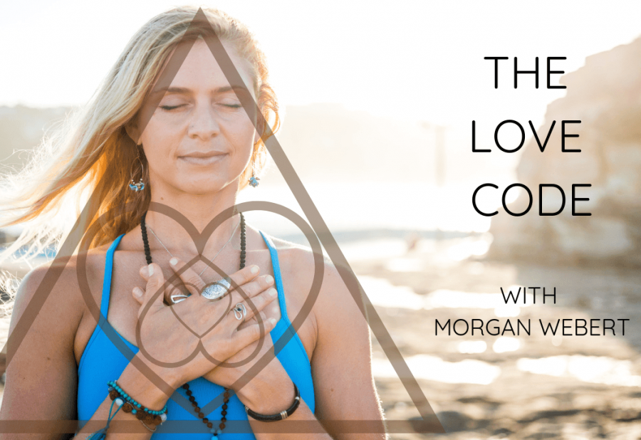 The Love Code with Morgan Webert. April 5 (on-line)
