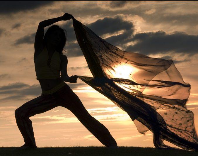 Yoga Trance Dance with Taru. Valentine's Day edition!