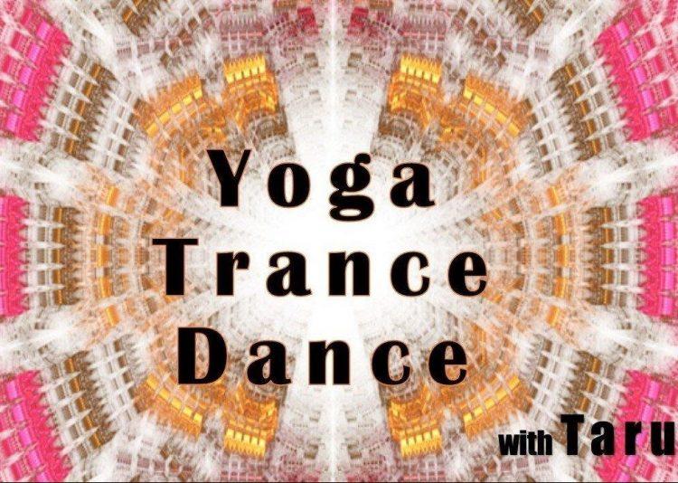 Yoga Trance Dance with Taru is back on Fri March 5