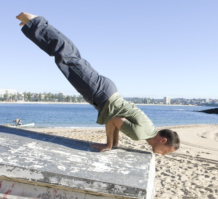 Levitation: magic of the Bandhas with Mark O'Brien Nov 17