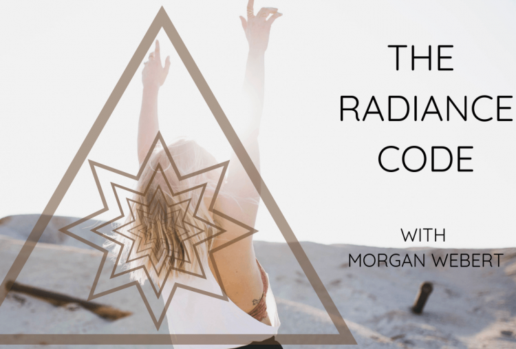 The Radiance Code: workshop with Morgan Webert. Feb 29
