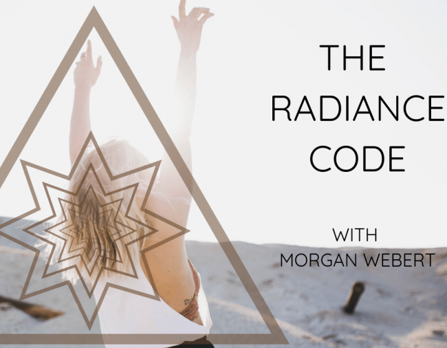The Radiance Code: workshop with Morgan Webert