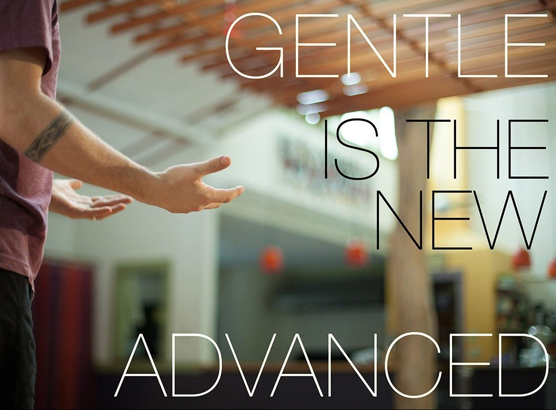 J. Brown Yoga – Gentle is the New Advanced: 2 day Yoga intensive