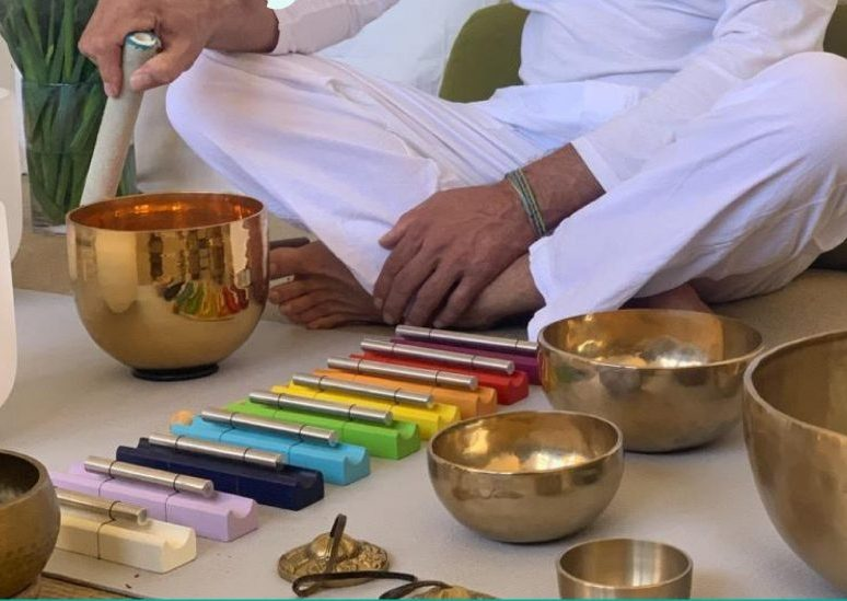 Sound Healing Immersion with Nev Winkworth. Sat Match 6