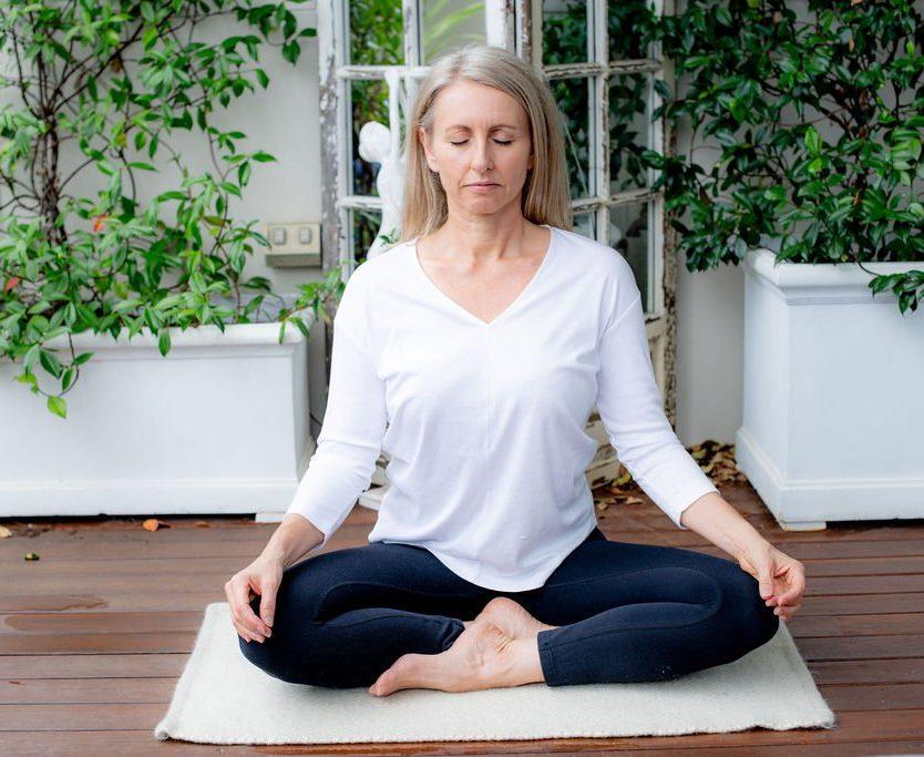 Emergence: Yoga and Health workshop with Celeste Ferraris